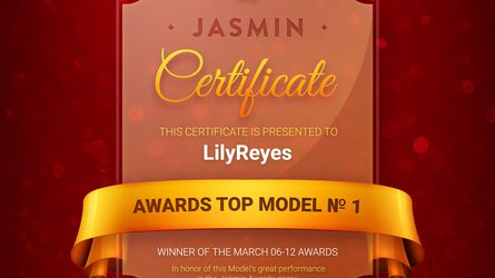 LilyReyes | LSAwards.com | LiveSexAwards image54