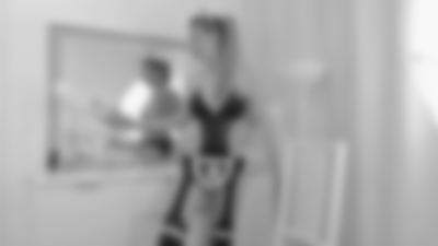 Sexy maid fucking in the house