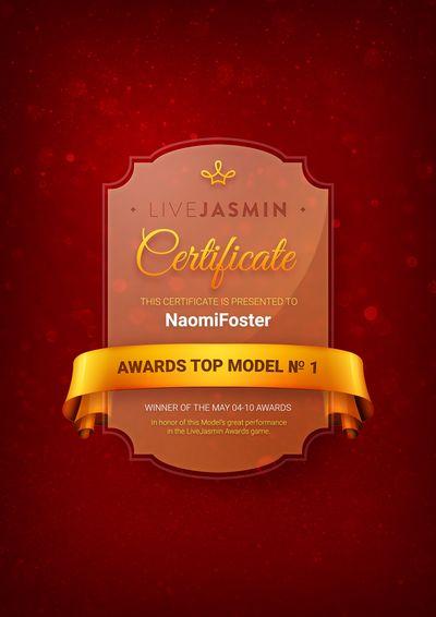 CertifiedAwardsTopModel#1